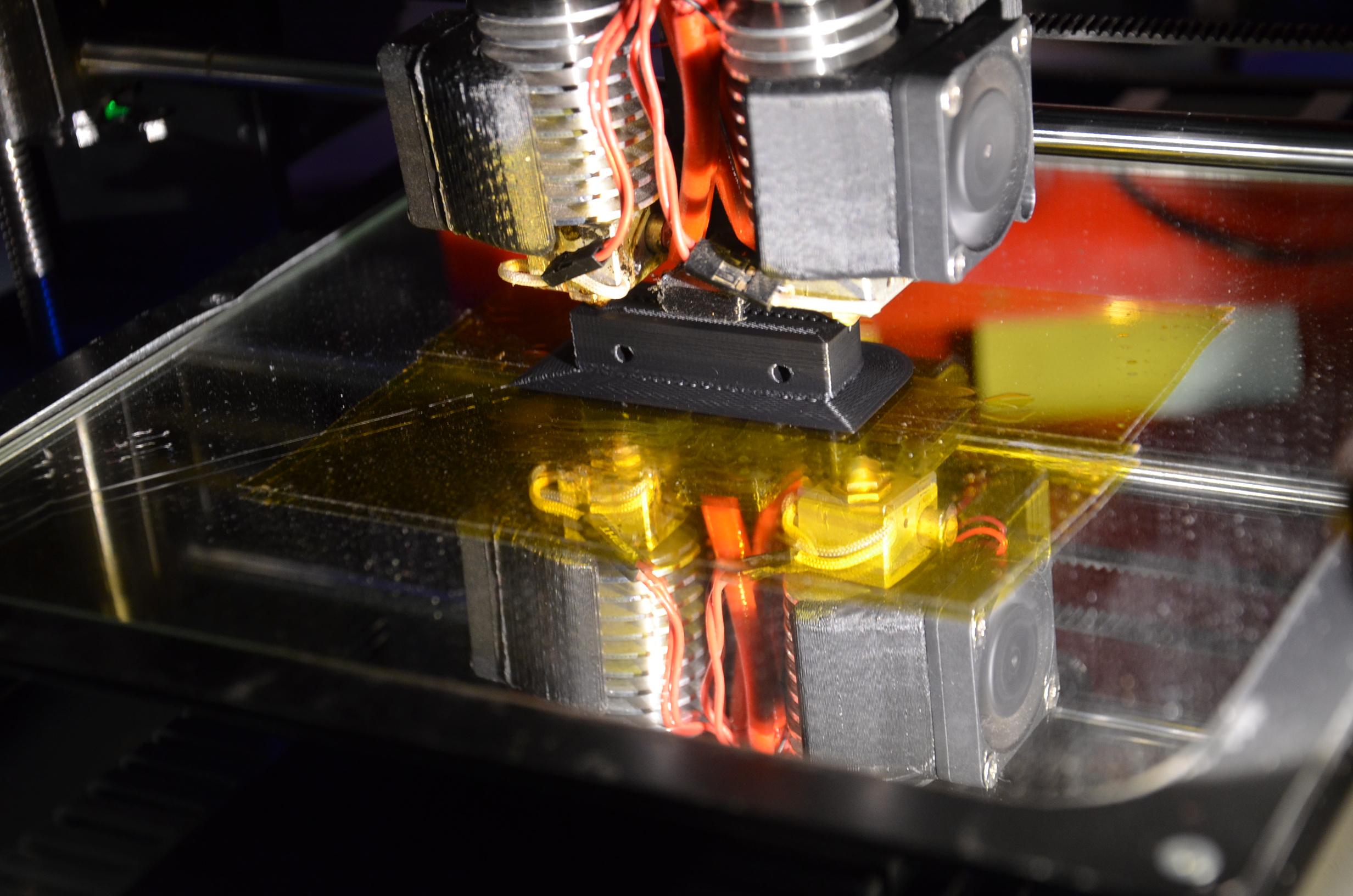 3D Drucker bei Jan