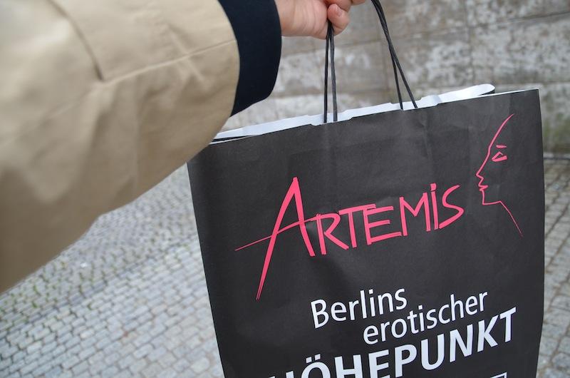 Artemis Tüte der Venus Messe