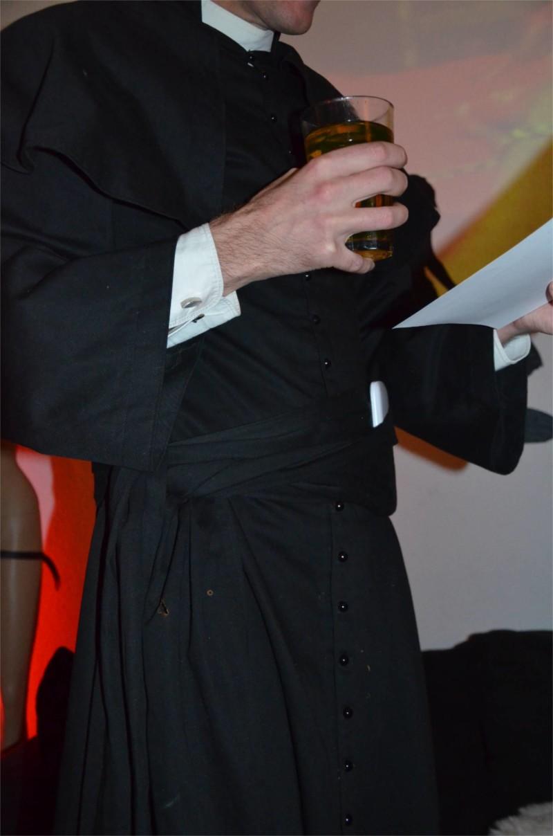 Geistlicher SM Lüstling